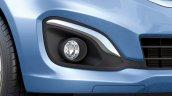 Maruti Ertiga facelift foglight press shots