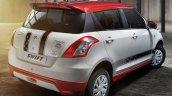 Maruti Swift Glory Edition rear