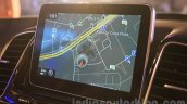 Mercedes GLE COMMAND display India launch