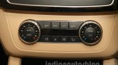 Mercedes GLE ac controls India launch