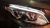 Mercedes GLE almond shaped head lamp India launch