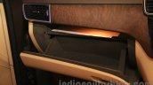 Mercedes GLE glove box India launch