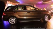 Mercedes GLE left side India launch