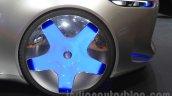 Mercedes Vision Tokyo rims at the 2015 Tokyo Motor Show