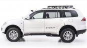 Mitsubishi Pajero Sport Shogun Edition side press image