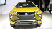 Mitsubishi eX Concept front at the Tokyo Motor Show 2015