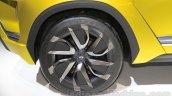 Mitsubishi eX Concept wheel at the Tokyo Motor Show 2015