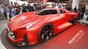 Nissan Concept 2020 Vision Gran Turismo front quarter at the 2015 Tokyo Motor Show