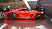 Nissan Concept 2020 Vision Gran Turismo profile at the 2015 Tokyo Motor Show