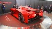 Nissan Concept 2020 Vision Gran Turismo rear quarter at the 2015 Tokyo Motor Show