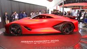 Nissan Concept 2020 Vision Gran Turismo side at the 2015 Tokyo Motor Show