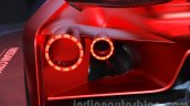 Nissan Concept 2020 Vision Gran Turismo taillight at the 2015 Tokyo Motor Show