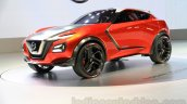 Nissan Gripz Concept front quarter at the 2015 Tokyo Motor Show