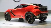 Nissan Gripz Concept rear quarters at the 2015 Tokyo Motor Show