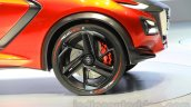 Nissan Gripz Concept wheel at the 2015 Tokyo Motor Show