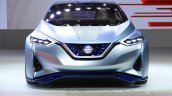 Nissan IDS Concept front at the 2015 Tokyo Motor Show