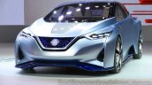 Nissan IDS Concept front quarters at the 2015 Tokyo Motor Show