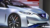 Nissan IDS Concept headlights at the 2015 Tokyo Motor Show