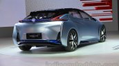 Nissan IDS Concept rear quarters at the 2015 Tokyo Motor Show