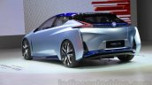 Nissan IDS Concept rear three quarter at the 2015 Tokyo Motor Show