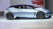 Nissan IDS Concept side at the 2015 Tokyo Motor Show