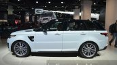Range Rover Sport SVR side at IAA 2015
