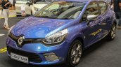 Renault Clio GT Line front three quarter launched in Malaysia