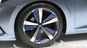 Subaru Impreza 5-door concept alloy wheel