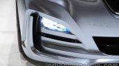 Subaru Impreza 5-door concept foglamp