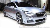 Subaru Impreza 5-door concept front three quarters