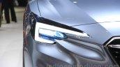 Subaru Impreza 5-door concept headlamp