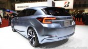 Subaru Impreza 5-door concept rear three quarter left
