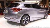 Subaru Impreza 5-door concept rear three quarters left