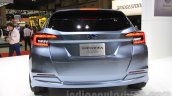 Subaru Impreza 5-door concept rear