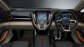 Subaru Viziv Future Concept dashboard unveiled