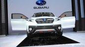 Subaru Viziv Future Concept front at the 2015 Tokyo Motor Show