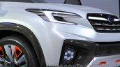 Subaru Viziv Future Concept headlamps at the 2015 Tokyo Motor Show