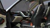 Subaru Viziv Future Concept interior at the 2015 Tokyo Motor Show
