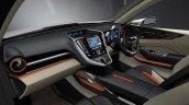 Subaru Viziv Future Concept interior unveiled