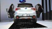 Subaru Viziv Future Concept rear at the 2015 Tokyo Motor Show