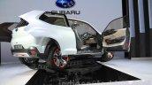 Subaru Viziv Future Concept rear quarter at the 2015 Tokyo Motor Show