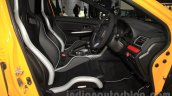 Subaru WRX STi S207 Limited Edition front cabin at the 2015 Tokyo Motor Show