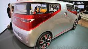 Suzuki Air Triser concept rear three quarter at the 2015 Tokyo Auto Show