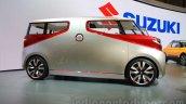 Suzuki Air Triser concept side at the 2015 Tokyo Auto Show