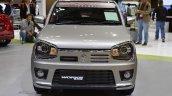 Suzuki Alto Works front at the 2015 Tokyo Motor Show