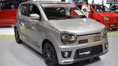 Suzuki Alto Works front three quarter at the 2015 Tokyo Motor Show