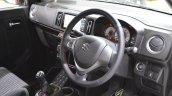 Suzuki Alto Works interior at the 2015 Tokyo Motor Show