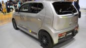 Suzuki Alto Works rear three quarter at the 2015 Tokyo Motor Show