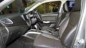 Suzuki Baleno front seats at 2015 Tokyo Motor Show