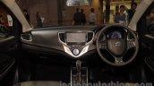 Suzuki Baleno interior at 2015 Tokyo Motor Show
